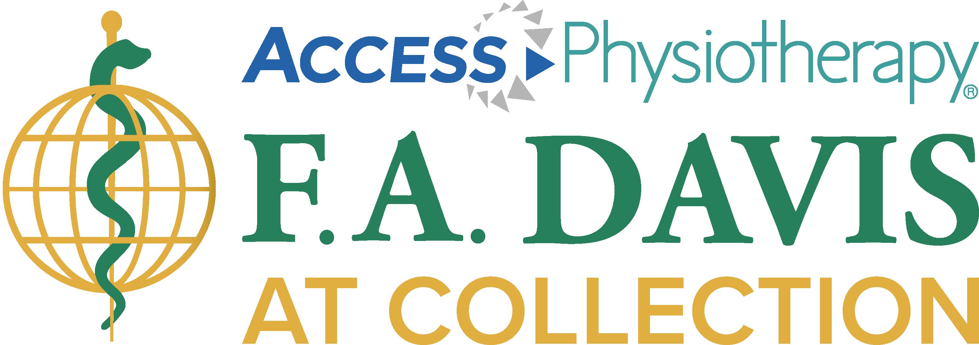 FA Davis AT Logo